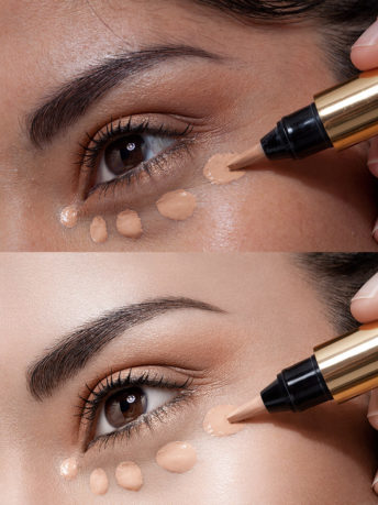 cosmetic retouch